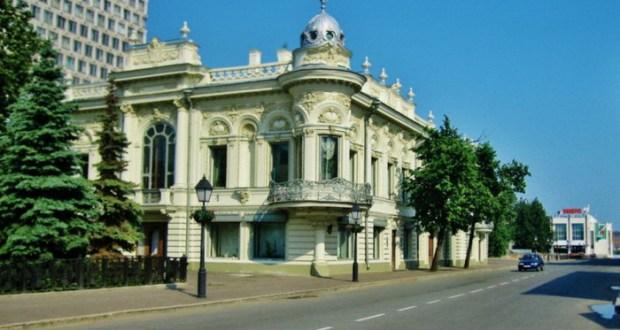Посвящается Национальной библиотеке Республики Татарстан