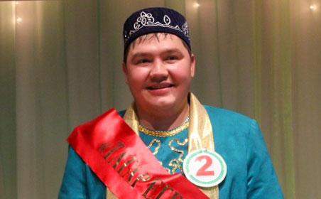 """In Udmurtia, a contest """"Tatar egete-2015"""" is over"""