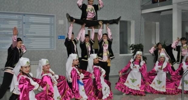 Традиционный «Кичке уеннар» набирает свою популярность.