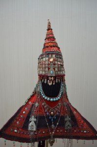 Головной убор знатной татарки – ногайского рода