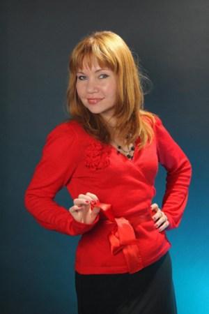 Эльмира Мустафина