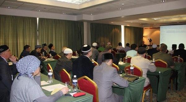 В Москве проходят курсы повышения квалификации для религиозных деятелей