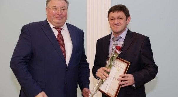 Камиль Тангалычев удостоился самой высшей награды Мордовии