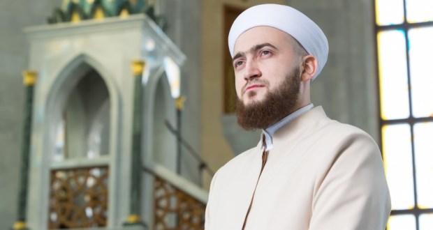 Congratulations by Mufti of the Republic of Tatarstan on holiday Uraza-Bairam (Eid al-Fitr)