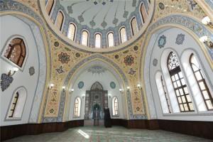 мечеть Эджербей