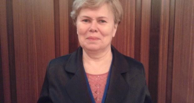 Кызылорда өлкә татар мәдәнияте үзәге рәисе, Казахстан халкы Ассамблеясе әгъзасы Галия Гыйззәтуллина