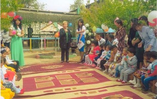 Мост дружбы — благотворительная акция татар в городе Джизак