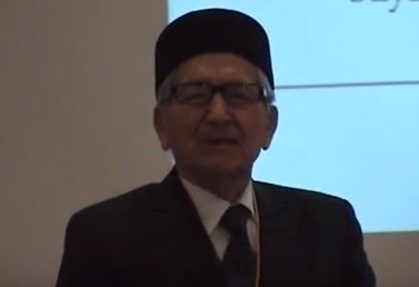 Журналист, историк Мунир Ерзин