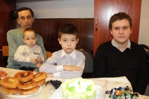 настоящие мужчины - городость Татарской школы искусств