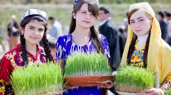 В Чиракчи Кашкадарьинской области  отметили праздник 8 марта
