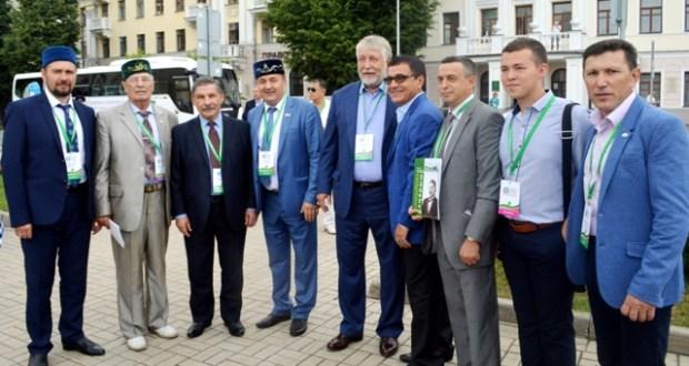 Соплеменники из Самарской области приняли участие в работе VI съезда Всемирного конгресса татар