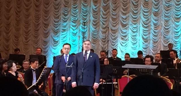 Алматыда Татар музыкасы концерты