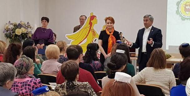 В конгрессе татар Челябинска прошел семинар, посвященный конкурсу «Татар кызы»