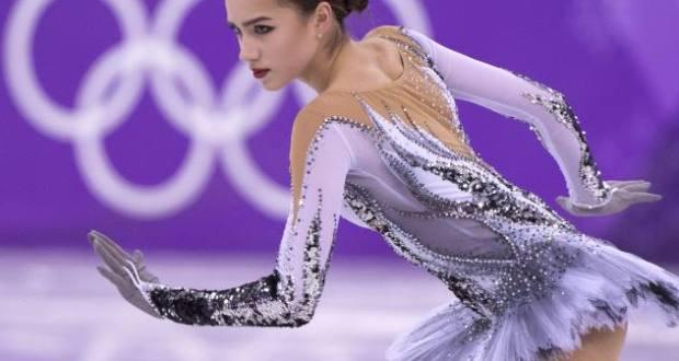Лучшей спортсменкой года стала фигуристка Алина Загитова