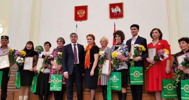 Фоторепортаж: Василь Шайхразиев с рабочим визитом в Челябинске