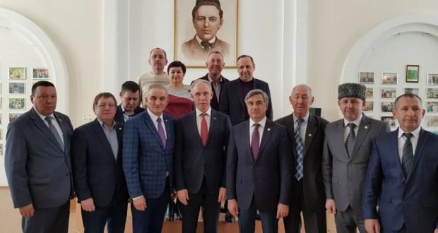 "Sergei Morozov: ""I serve Russia, I serve the Tatar people"""