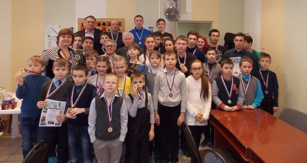 Шахматный турнир в Н.Новгороде