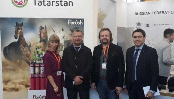 "The Republic of Tatarstan is represented at the XIX International exhibition ""WorldBuild-2018"" in Tashkent"
