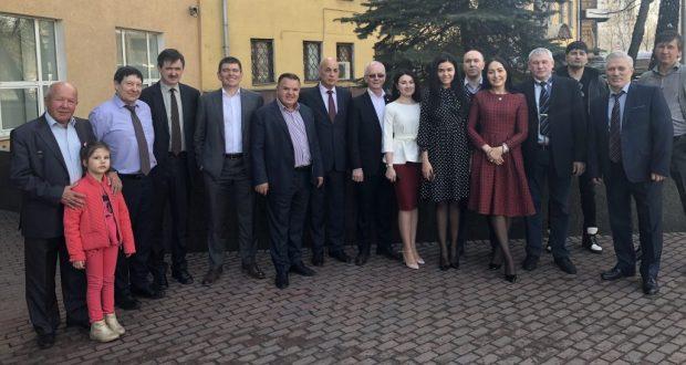 Мәскәүдә татар зыялылары очрашты