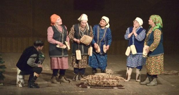 В Тюмени прошел VIII областной фольклорный татарский фестиваль