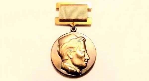 60 years ago the G. Tukay Award was established