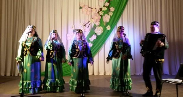 В Сызрани состоялся концерт татарского ансамбля «Чишмэ»