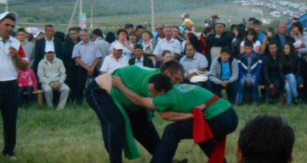 Саба районы Миңгәр авылында көрәш буенча дөнья чемпионаты узачак
