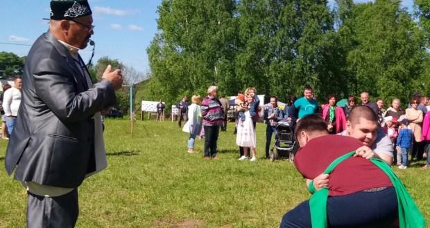 Сабантуй в Кировской области