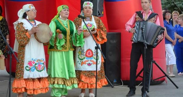 В Ульяновской области проходит всероссийский фестиваль татарского фольклора «Түгәрәк уен»