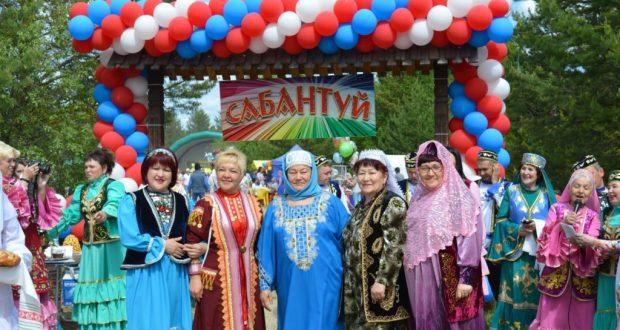 Урай встречает праздник «Сабантуй»