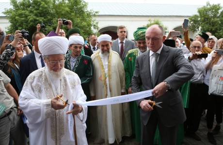 Борис Дубровский: медресе «Расулия» – первое мусульманское учебное заведение на территории Уральского федерального округа