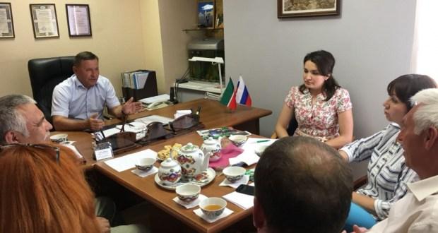 Рабочее совещание РНКАТНО по Сабантую 2018 в Нижнем Новгороде