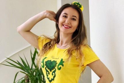 Ризида Мигранова представит Златоуст в полуфинале международного конкурса «Татар-Кызы»