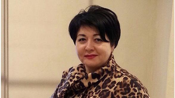 Руководитель Управления информационной службы и связям по СМИ Всемирного конгресса татар Шайхиева Гульназ Фирдинатовна (Гульназ Шайхи)