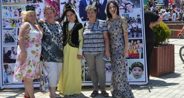 Сабантуй  в Азербайджанской Республике