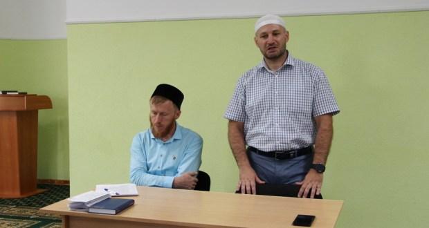 Саратовские паломники готовятся к Хаджу