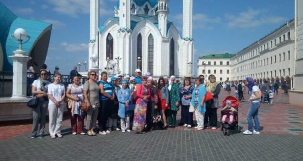 Благодарность Всемирному конгрессу татар
