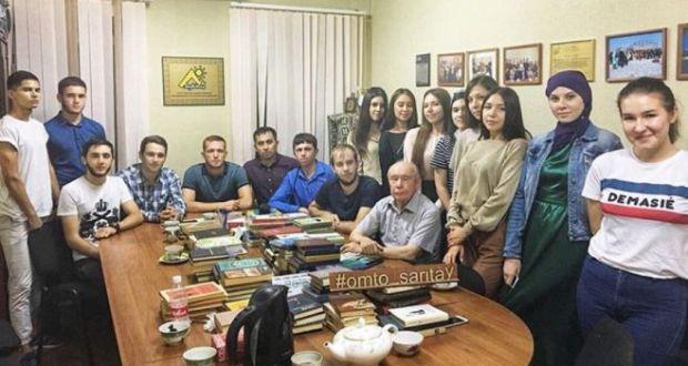 Саратов татар яшьләре милләт тарихына багышланган лекциядә катнашкан