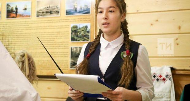 Казанның татар гимназиясендә этнография музее ачылды