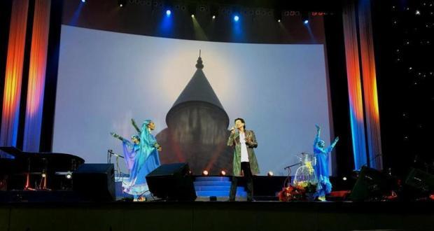 В Санкт-Петербурге состоялся большой юбилейный концерт Альберта Асадуллина