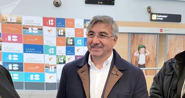 Sputnik Эстония: Таллин посетил высокий гость из Татарстана