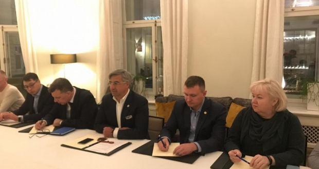 Татары Эстонии обсудили вопросы организации Европейского Сабантуя