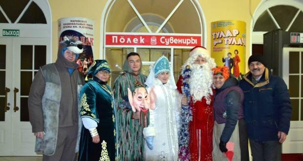 Новый год по-татарски: ПЕЧЁНЫЙ ГУСЬ, ЧАК-ЧАК ЦВЕТА СОЛНЦА И… НИКАКОГО АЛКОГОЛЯ!