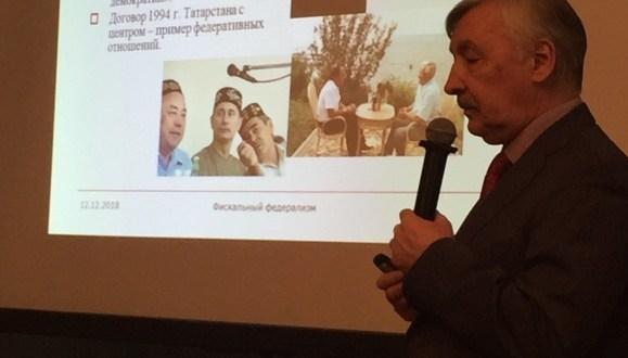 Рафаэль  Хакимов:  «Трудно сравнить федерализм Швейцарии с межбюджетными отношениями в нашей стране…»