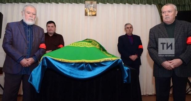 Tatar community sent to glory Musaget Khabibullin