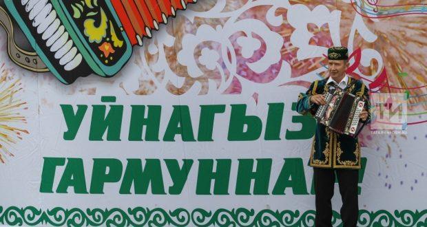 В Кировской области состоится конкурс исполнителей на национальных народных инструментах  «Уйнагыз гармуннар», «Играй гармонь»