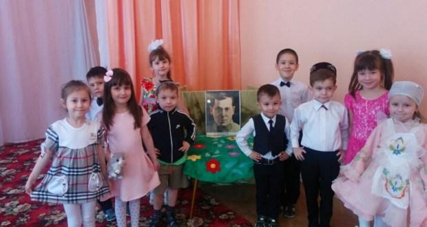 Казанның 250 нче балалар бакчасында «Иркә гөлем-туган телем!» бәйгесе узды