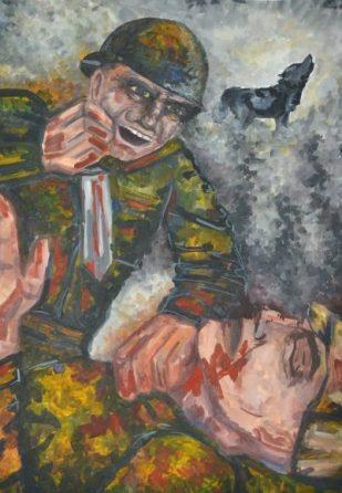 За создание яркого художественного образа Семенова Евгения