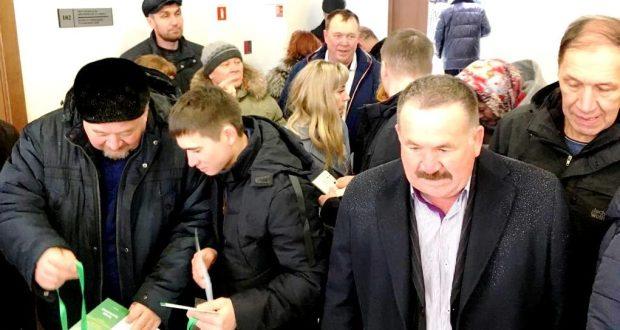 В Казани начали собираться делегаты VIII Всероссийского схода предпринимателей татарских сёл