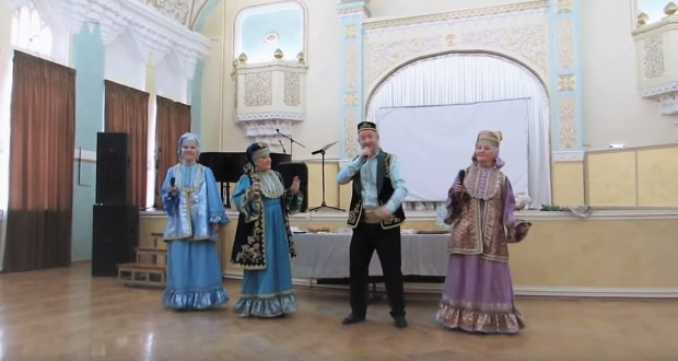 """In Moscow, a festive event """"Kalfak tue"""" held"""
